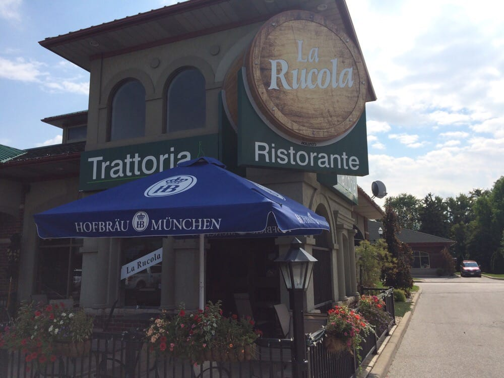 La Rucola: 1614 Lesperance Road, Tecumseh, ON
