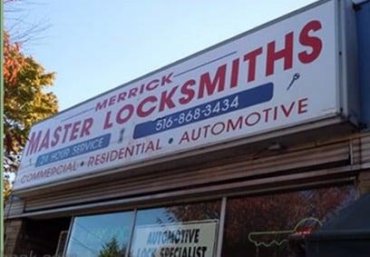 Merrick Master Locksmiths: 34 Babylon Tpke, Merrick, NY