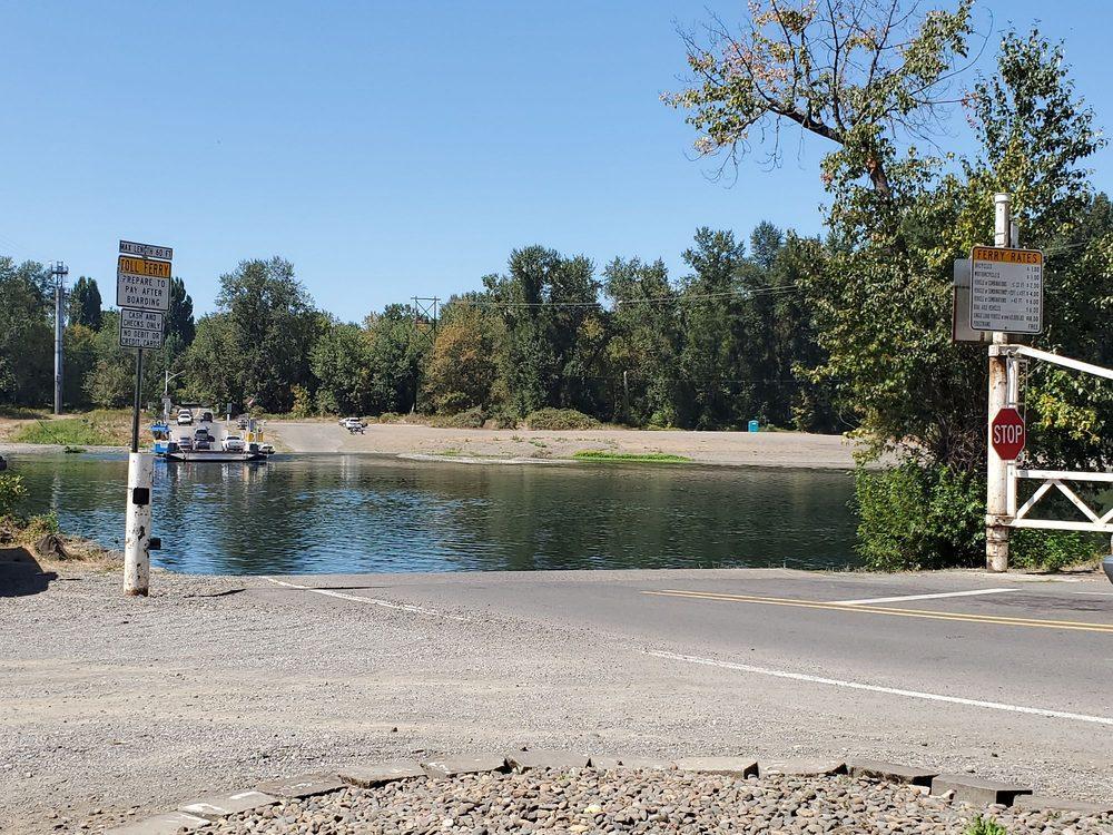 Wheatland Ferry: Salem, OR