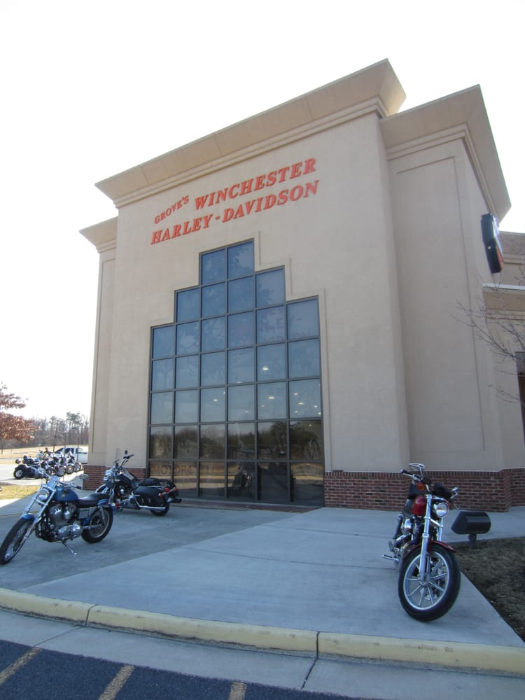 Harley Davidson Dealers Near Me >> Grove's Winchester Harley-Davidson - 133 Photos & 19 Reviews - Motorcycle Dealers - 140 ...