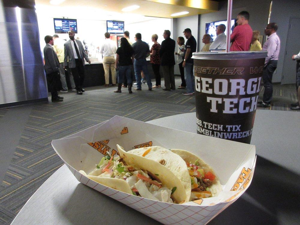 Photo of McCamish Pavilion - Atlanta, GA, United States. Georgia Tech men's basketball (via Yelp)