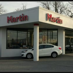 Photo Of Martin Kia   Newark, DE, United States. Out Front Of The