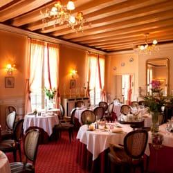 Restaurant Chateau Beaulieu Jou Ef Bf Bd Tours