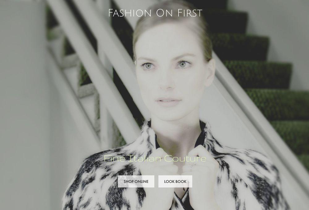 Photo of Fashion On First - Arcadia deb8e77b6e4