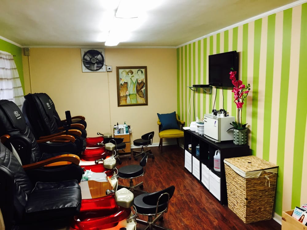 Photo of The Nail Cafe: Haddonfield, NJ
