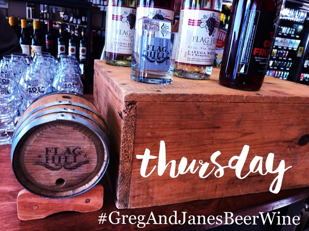 Greg and Jane's Beer and Wine: 63 Main St, Epping, NH
