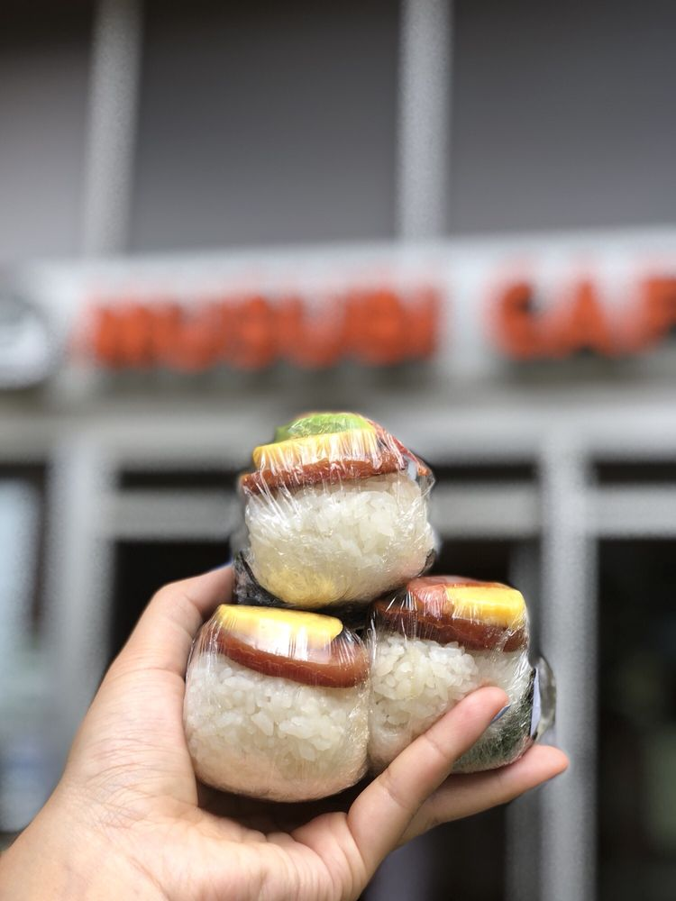 Musubi Cafe Iyasume: 2427 Kuhio Ave Ground Fl, Honolulu, HI