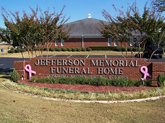 Jefferson Memorial Funeral Home And Gardens Trussville Al