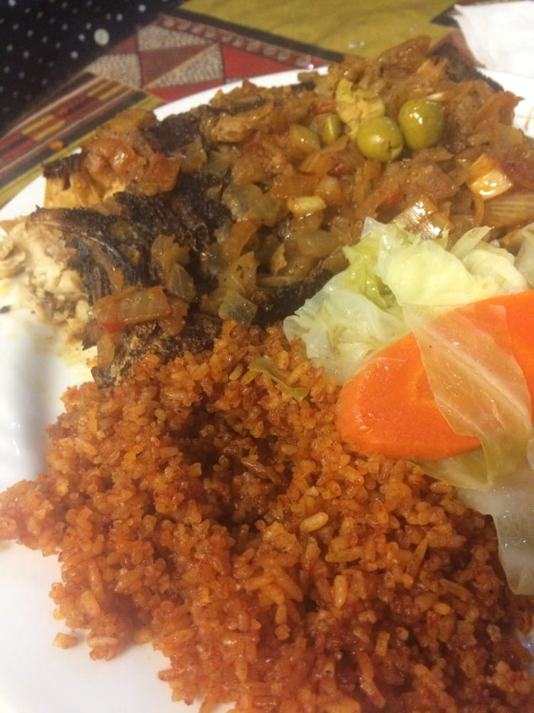 Tilapia yelp for African cuisine chicago