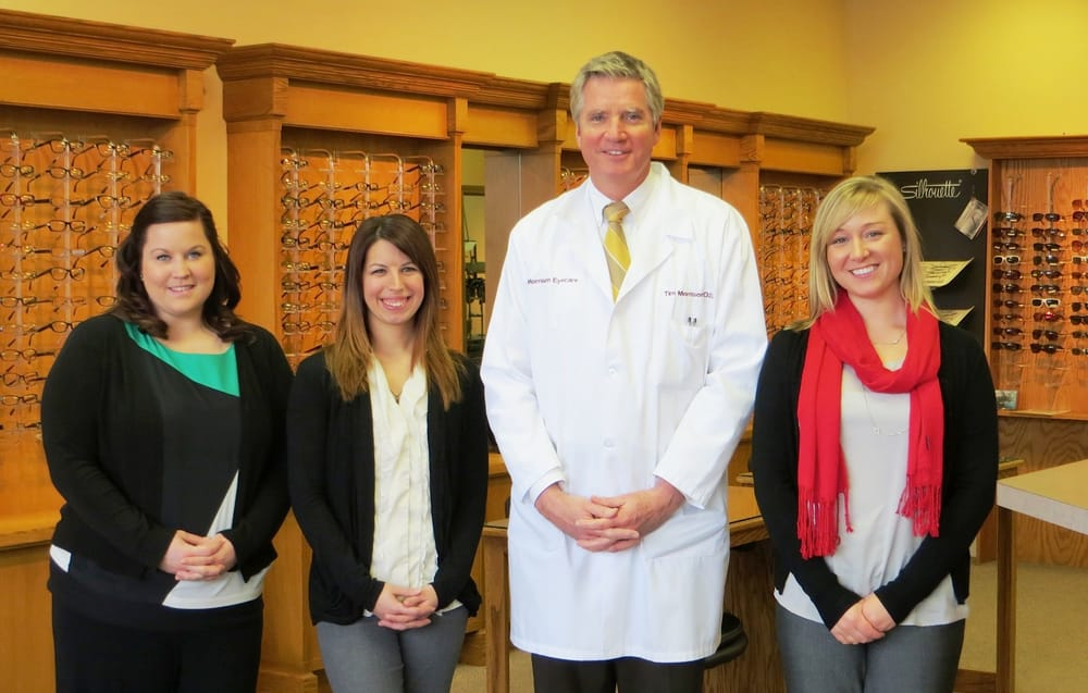 Morrison Eyecare: 8605 W 95th St, Hickory Hills, IL