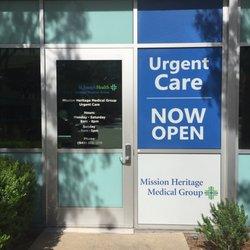 Mission Medical Urgent Care 56 Reviews Urgent Care 26800 Crown