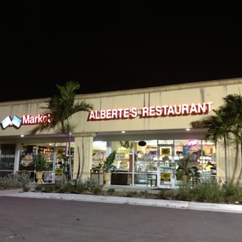 Photo Of Alberte Restaurant With A Caribbean Flavor Lake Worth Fl United States