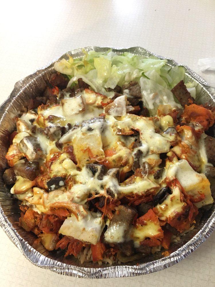 Kabab Platter & Burger: 297 Bay Shore Rd, Deer Park, NY