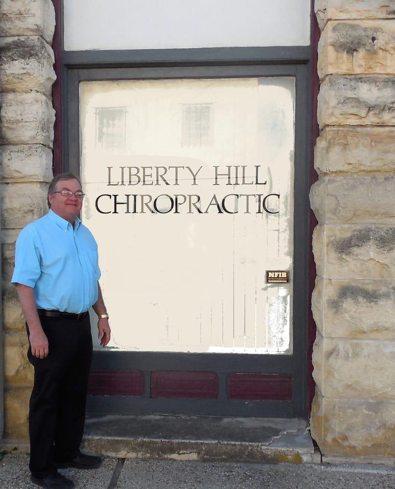 Jeffry Popham, DC: 800 Loop 332, Liberty Hill, TX