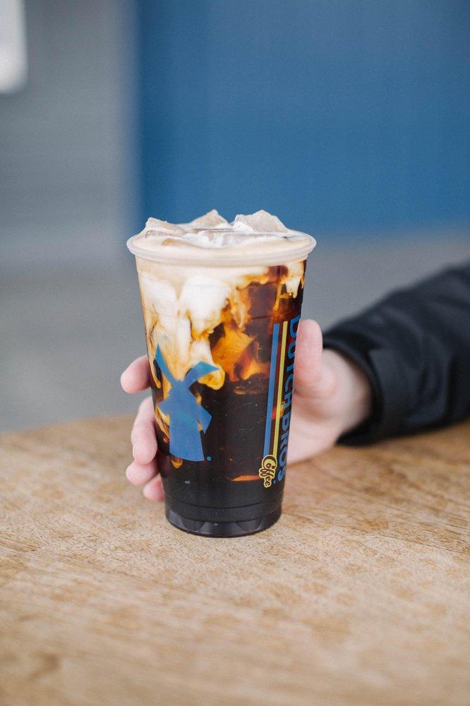 Dutch Bros Coffee: 3701 N Stockton Hill Rd, Kingman, AZ