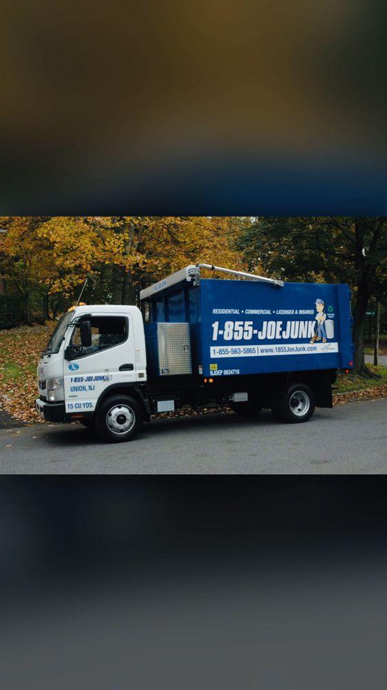 1-855-Joe-Junk
