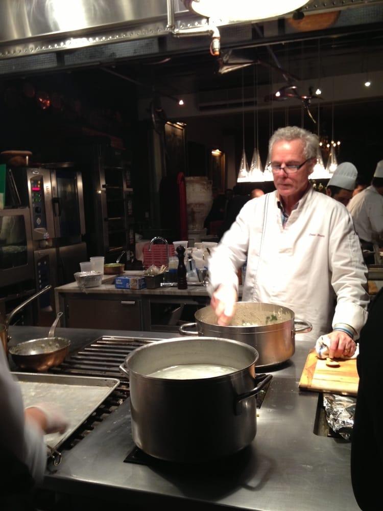 Bouley Test Kitchen Review