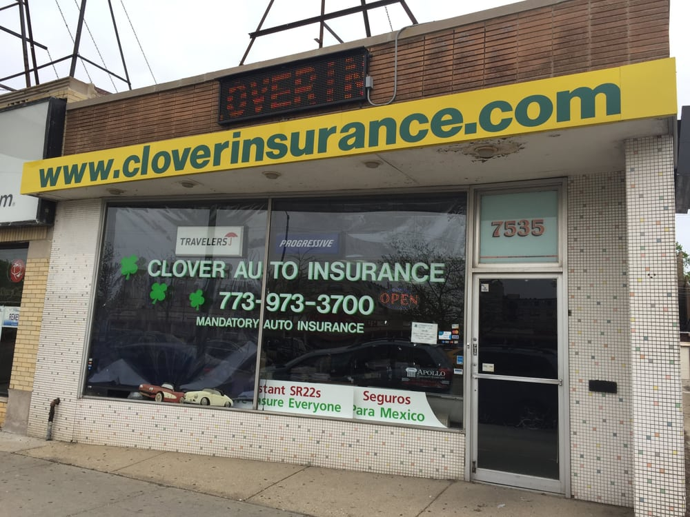 Clover Insurance Agency Insurance 7535 N Western Ave West