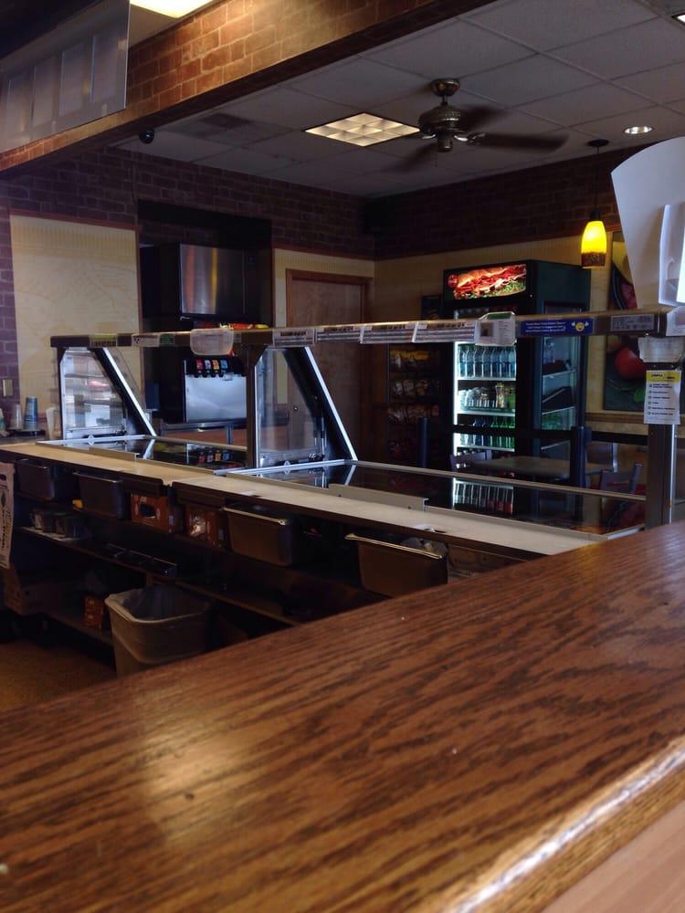 Subway Restaurants Sandwiches 1156 Dexter St Milan Mi