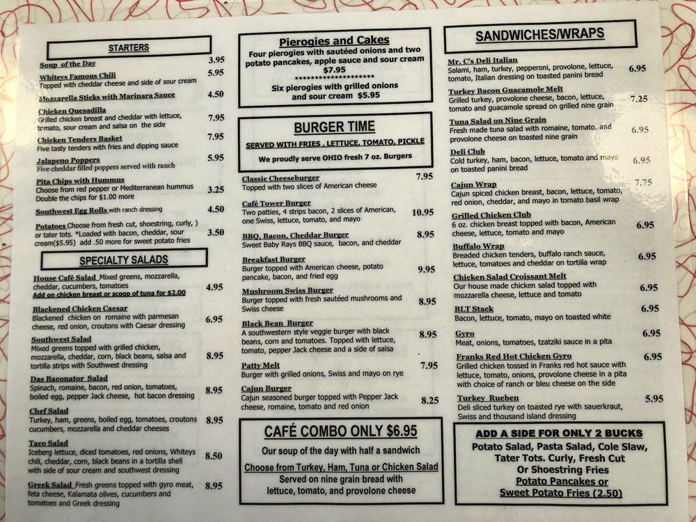Cafe 17: 5755 Granger Rd, Cleveland, OH