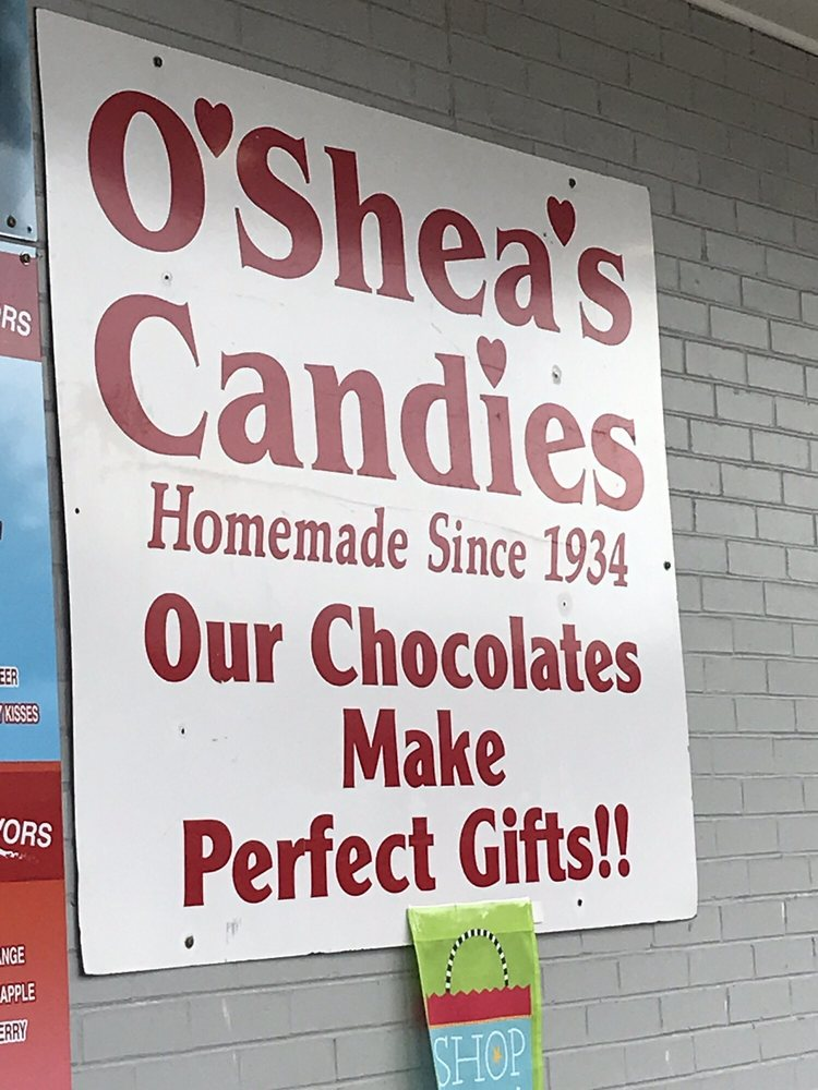 O'Shea's Candies: 2440 Bedford St, Johnstown, PA