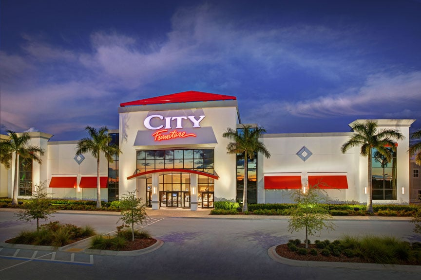 City Furniture Furniture Stores 9951 Interstate Commerce Dr Fortmyers Fl United States