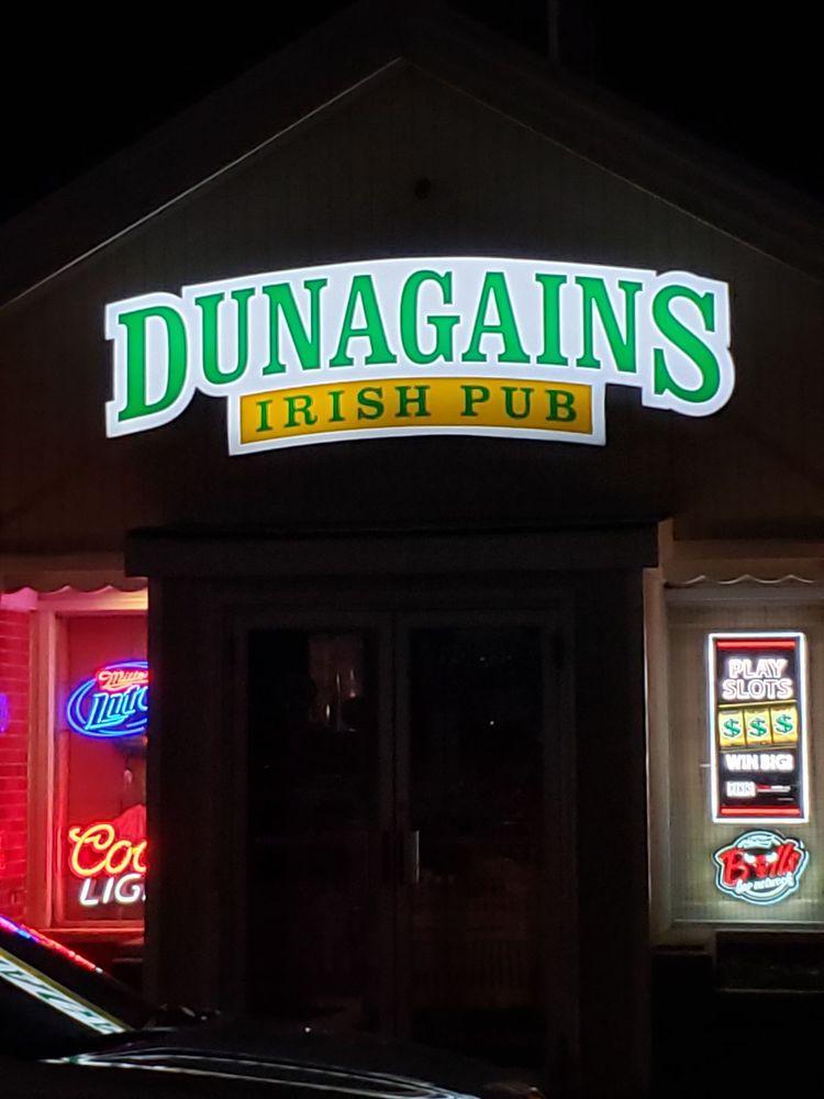 Social Spots from Dunagains Irish Pub