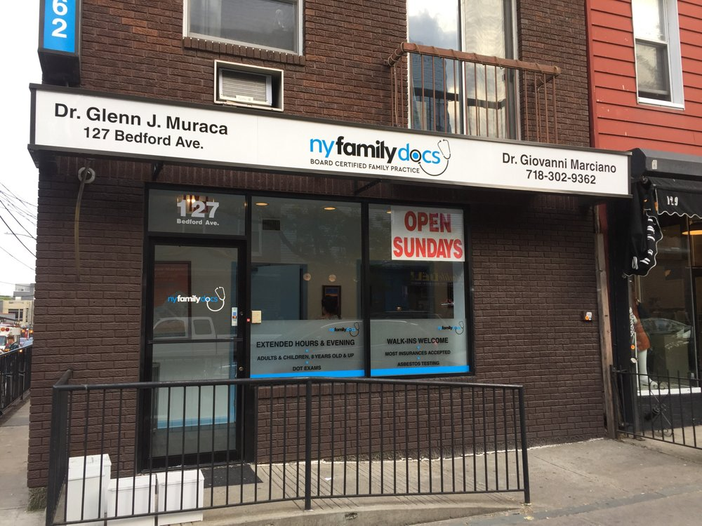 Yelp Reviews for NY Family Docs - (New) Family Practice - 127