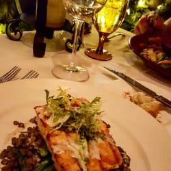 Photo Of Cafe Chardonnay Palm Beach Gardens Fl United States Scottish Salmon