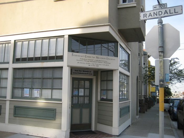 Feldenkrais Center For Movement & Awareness: 98 Chenery St, San Francisco, CA