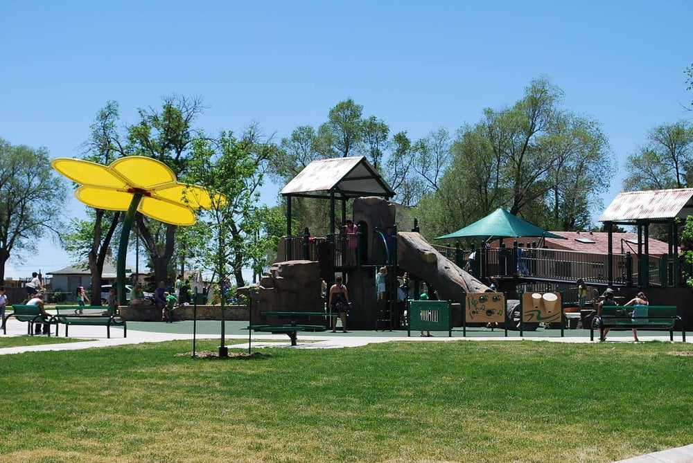 Playground west of prospect lake yelp - Memorial gardens colorado springs ...
