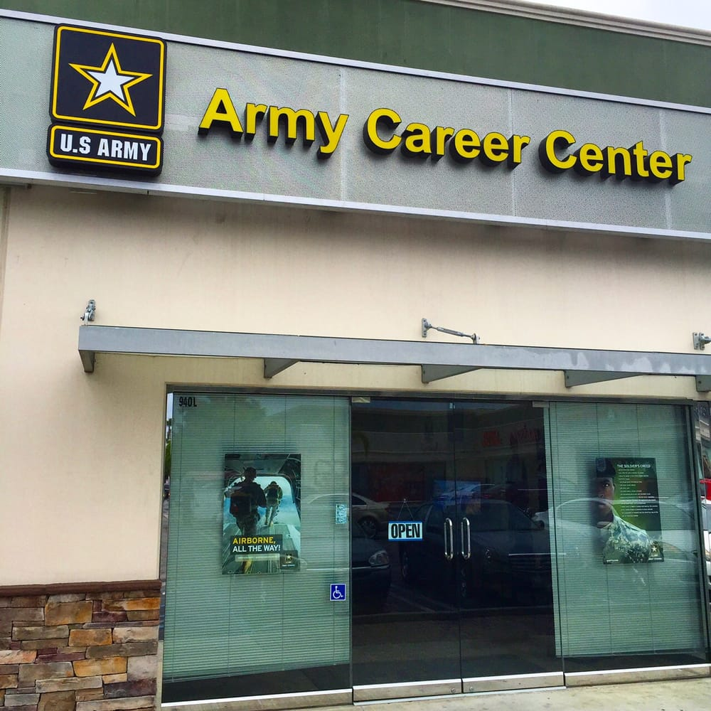 Carson Army Career Center Across The Street From Ikea And 24hr