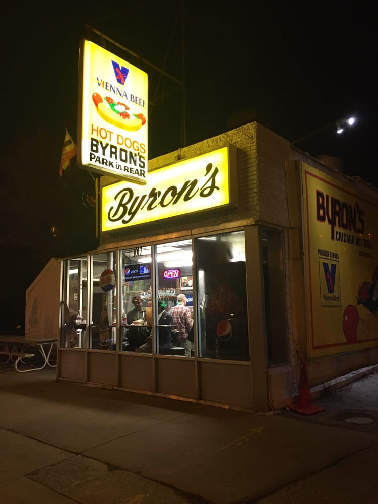 Byron S Hot Dog Chicago Il