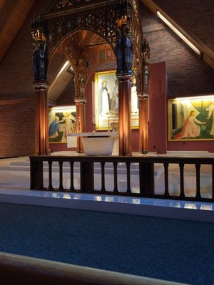 St Thomas Aquinas Catholic Church 1400 Suther Rd Charlotte