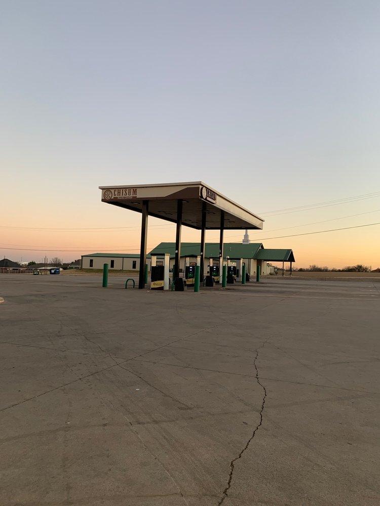 Chisum Travel Center: 1501 N Pacific, Iowa Park, TX