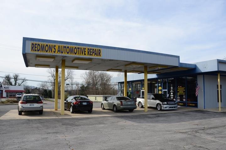 Redmon's Automotive Repair: 401 W Main St, McMinnville, TN