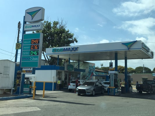 Diesel Gas Stations Near Me >> EcoMaxx Service Station - Gas Stations - Carretera 578, Ponce, Puerto Rico - Yelp