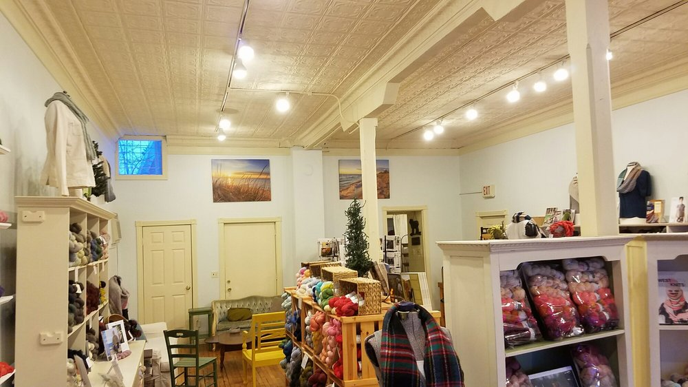 Wool & Honey: 9031 S Kasson St, Cedar, MI