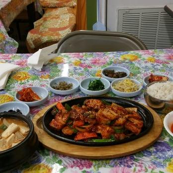 Photo Of Nak Won Jung Korean Restaurant Mcallen Tx United States It S