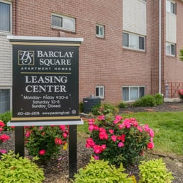 Barclay Square Apartments Baltimore Md
