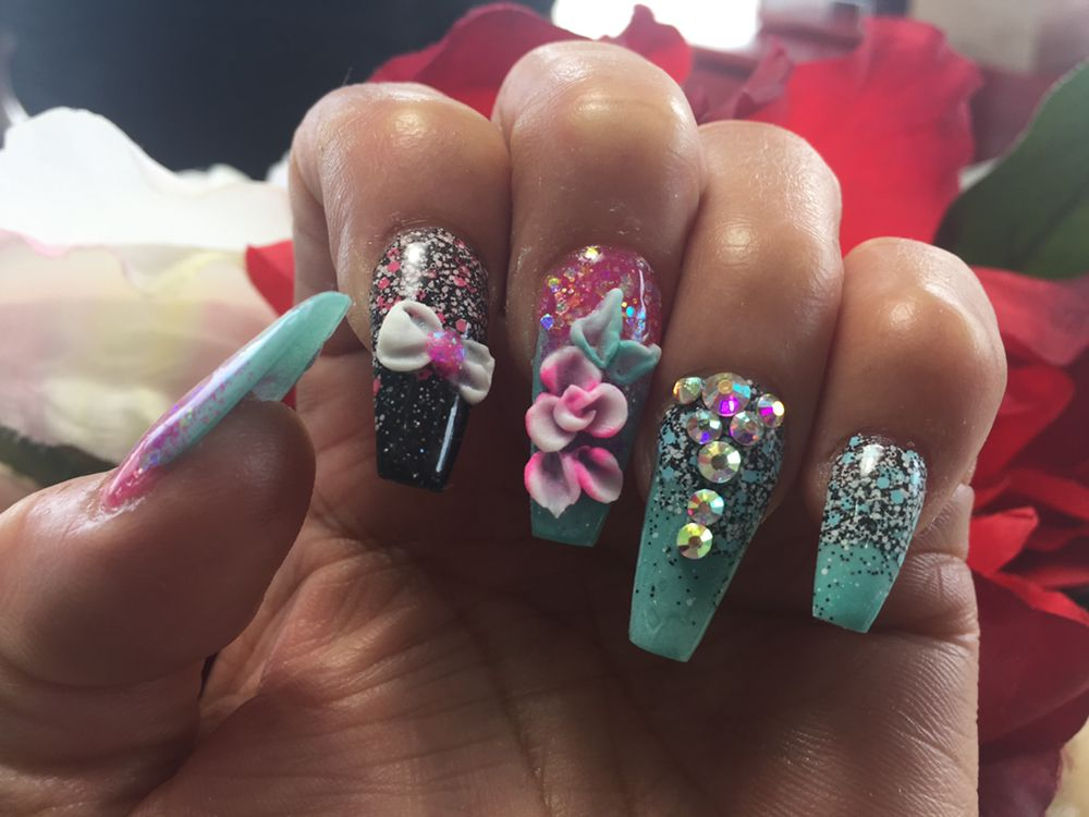 Gentle Nails and Spa: 740 Merchant St, Vacaville, CA