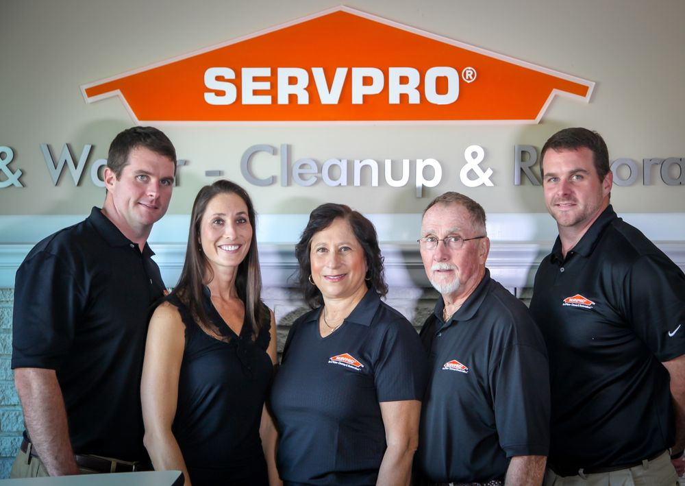 SERVPRO of Sumner County: 600 Sage Rd. N, White House, TN