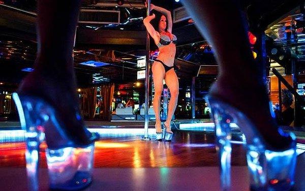 San deigo clubs de striptease
