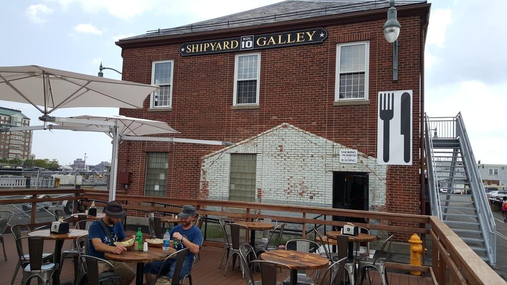 Charlestown Ma Navy Yard Restaurants