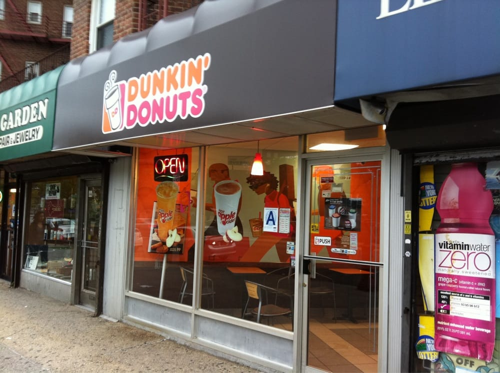 Dunkin Donuts 14 Reviews Donuts 12074 Queens Blvd Forest Hills Kew Gardens Ny