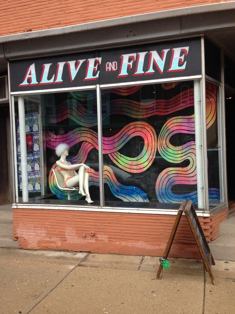 Alive and Fine