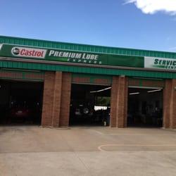 Castrol Express Car Service Red Oak Tx