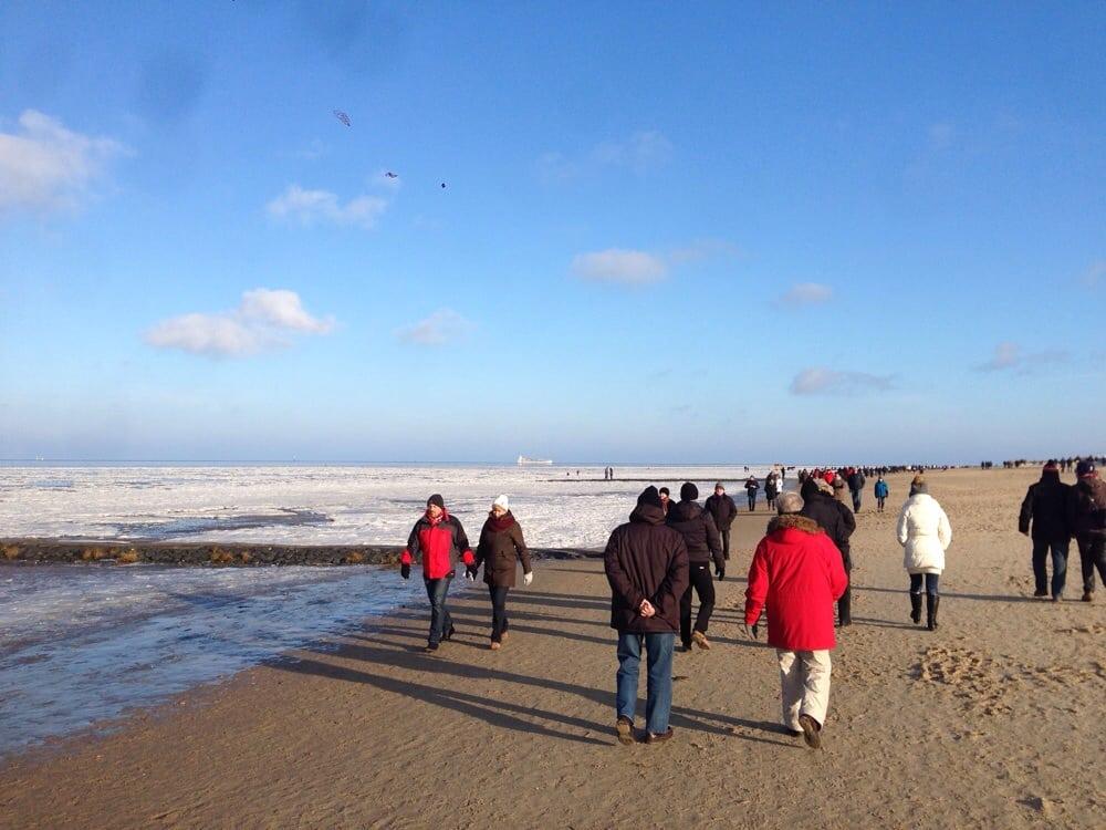 Watt vor Cuxhaven