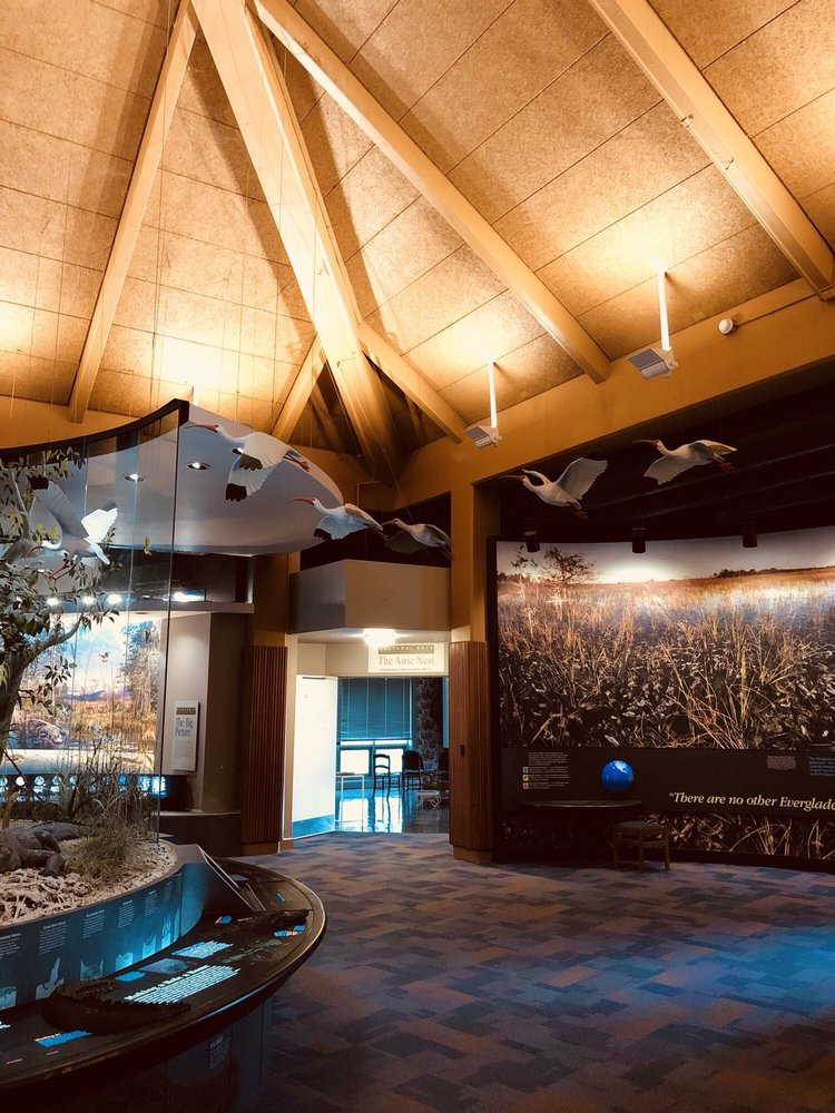 Royal Palm Visitor Center, Everglades National Park