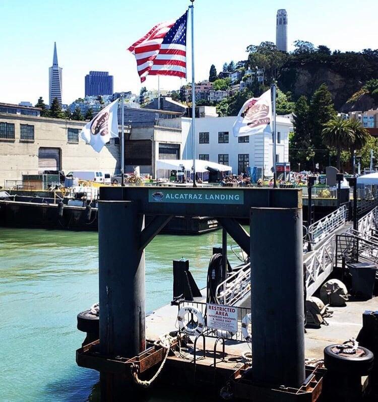 Pier 31: The Dock!